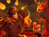 Gogh Reed Flame :: zOMG! @ GaiaOnline.com :: tags: