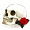 Lonely Skull - virtual item (Questing)