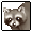 Raccoon Companion - virtual item (Bought)